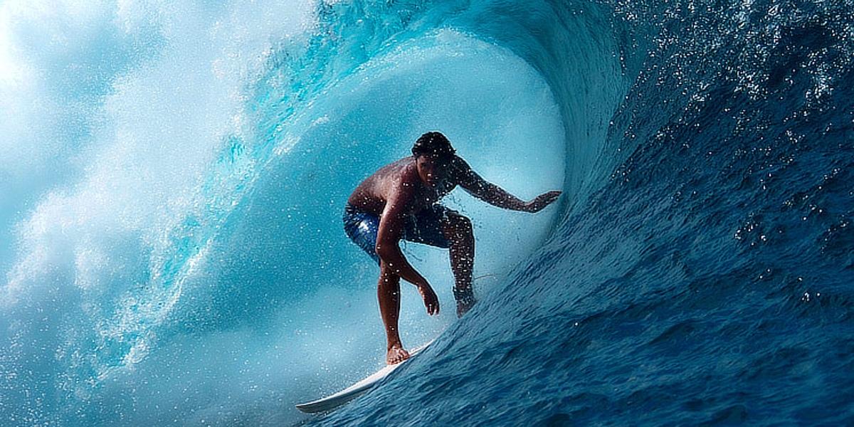 มารยาทในการเล่น Surf