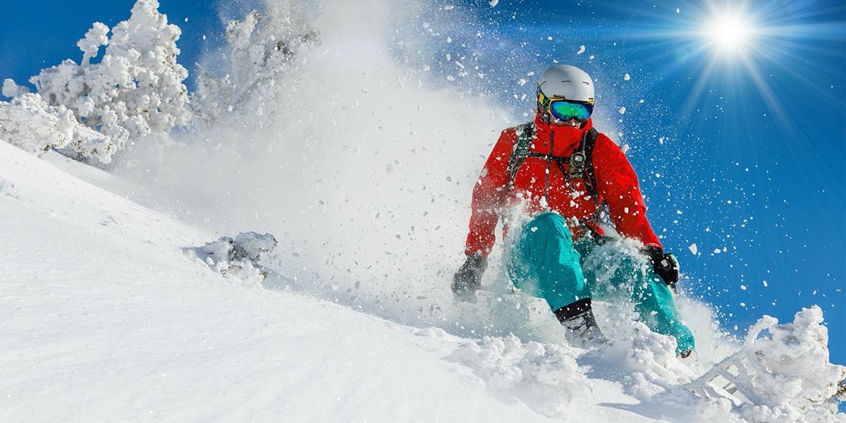 สุดยอดสถานที่เล่นสกีในช่วงฤดูหนาว