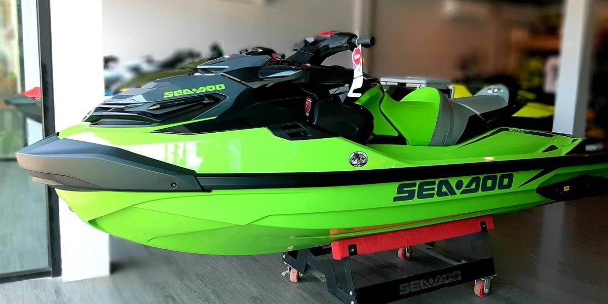 เปิดตัวพร้อมจองแล้วกับเจ็ทสกีโมเดลล่าสุด ปี 2021 จาก Sea-Doo