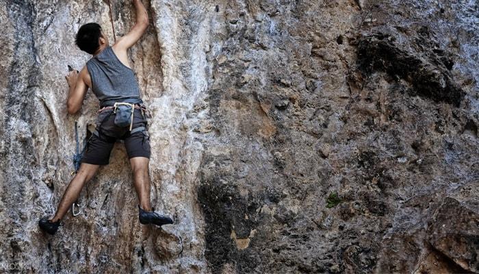 5 เทคนิคดีๆที่จะทำให้คุณสามารถปีนหน้าผาได้ดีขึ้น