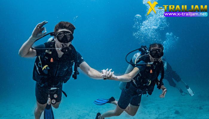หลักสูตร Professional Scuba Diving คุณก็ต้องลงเรียน ครอส Professional Scuba Diver กันไปเลย เรียกได้ว่าเป็น หลักสูตรนักดำน้ำมืออาชีพ