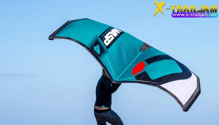 อุปกรณ์ที่ใช้ในการเล่น Wing Foiling สำหรับ Wing Foiling ก็เป็นกีฬา Extreme น้องใหม่ที่มาเเรงและได้รับความนิยมได้ภายในเวลาอันรวดเร็ว