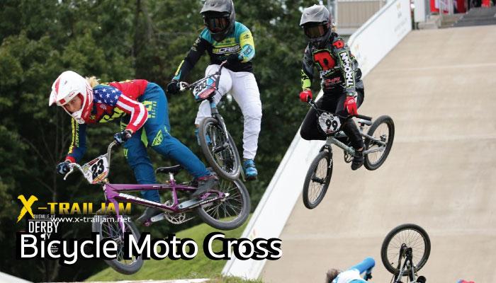 รีวิว จักรยาน bmx Bicycle Moto Cross