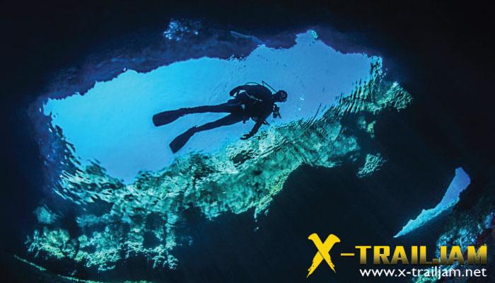 สำหรับ ผู้ชื่นชอบกีฬา Cave diving ในประเทศไทย
