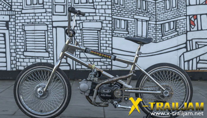 BMX MONGOOSE CUSTOM