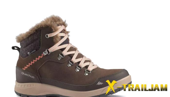 รองเท้า ใส่เล่นสกี ลุยหิมะอุ่นสบาย แถมกันน้ำ
