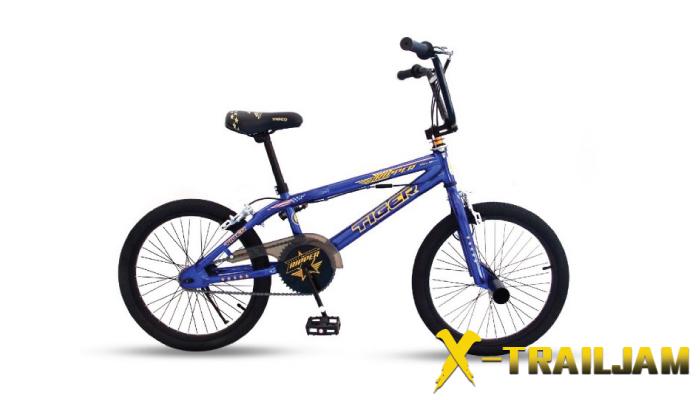 BMX TIGER RIPPER เด็กปั่นได้ ผู้ใหญ่ปั่นดี